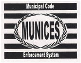 MUNICES logo