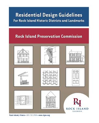 Residential Design Guidelines Booklet Cover