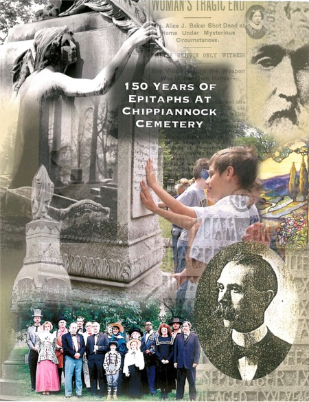 Chippiannock Cemetery - 150 Year of Epitaphs Brochure Cover