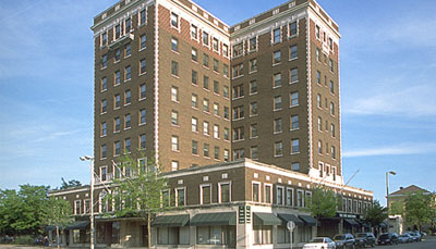 Fort armstrong hotel rock island il official website for Alf hotel downtown
