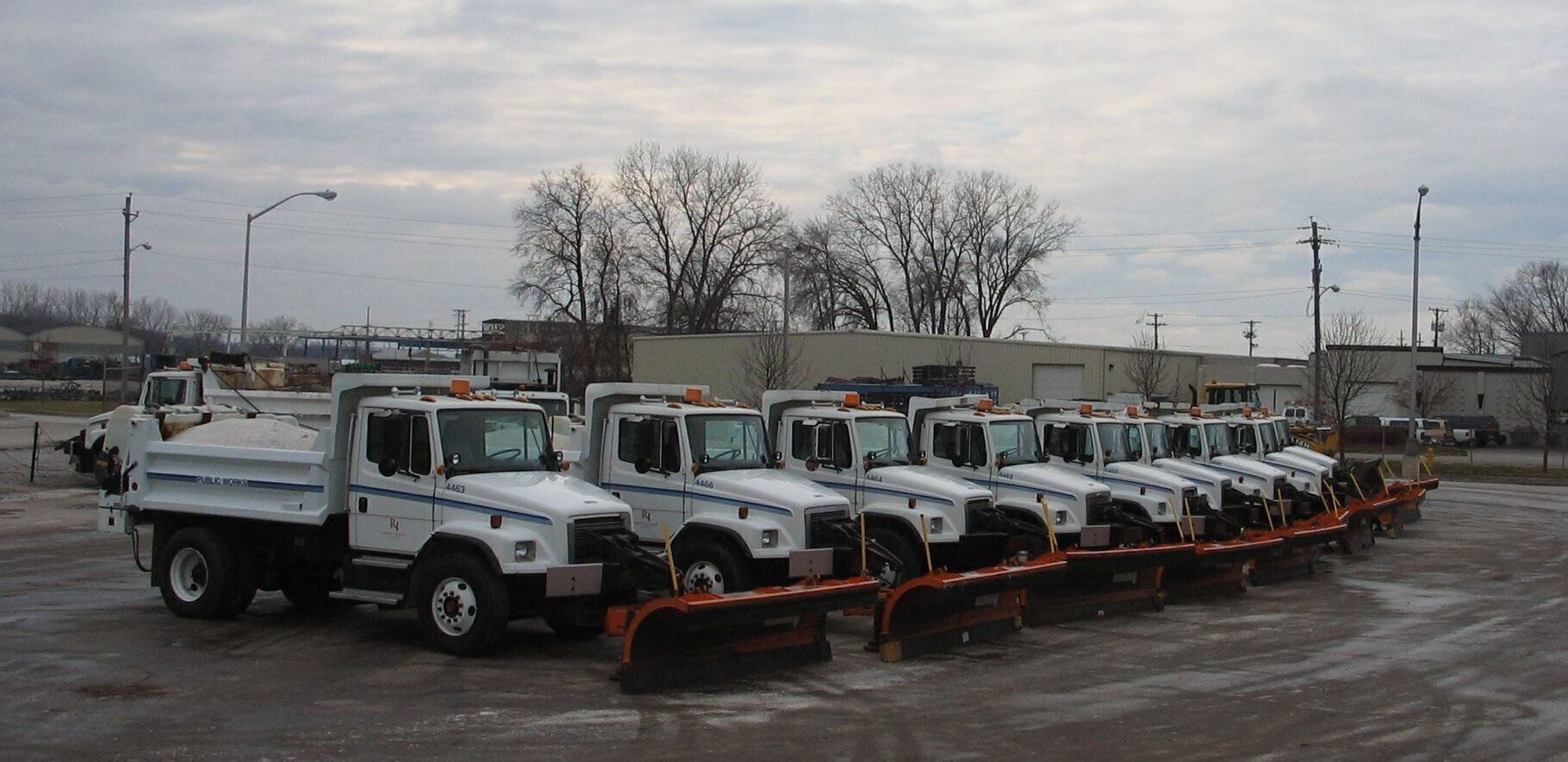 MSD Snow Fleet