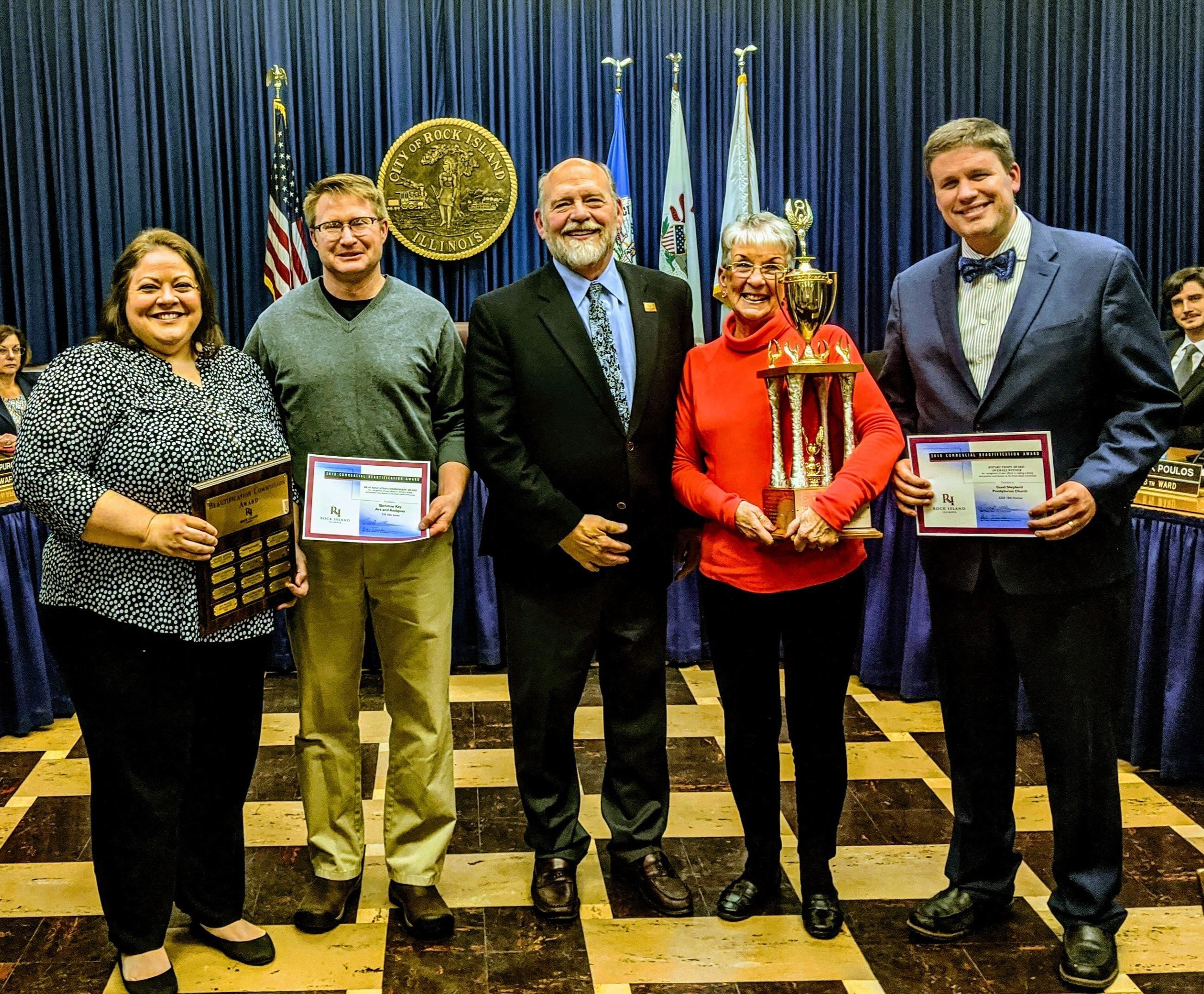 2019 Commercial Beautification Awards Presentation