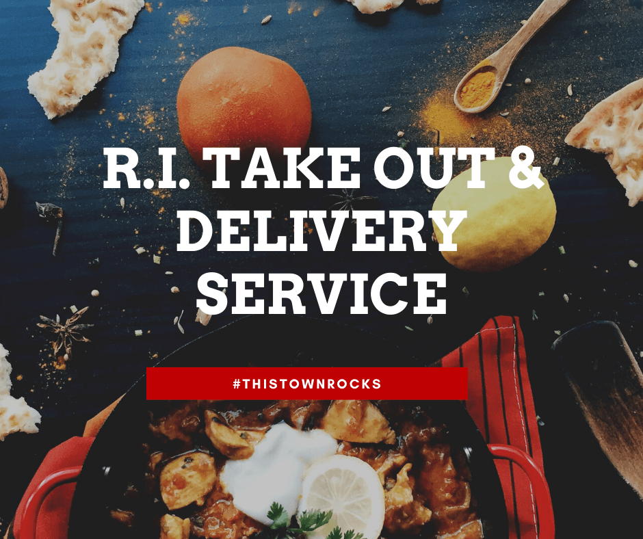 RI Take Out and Delivery