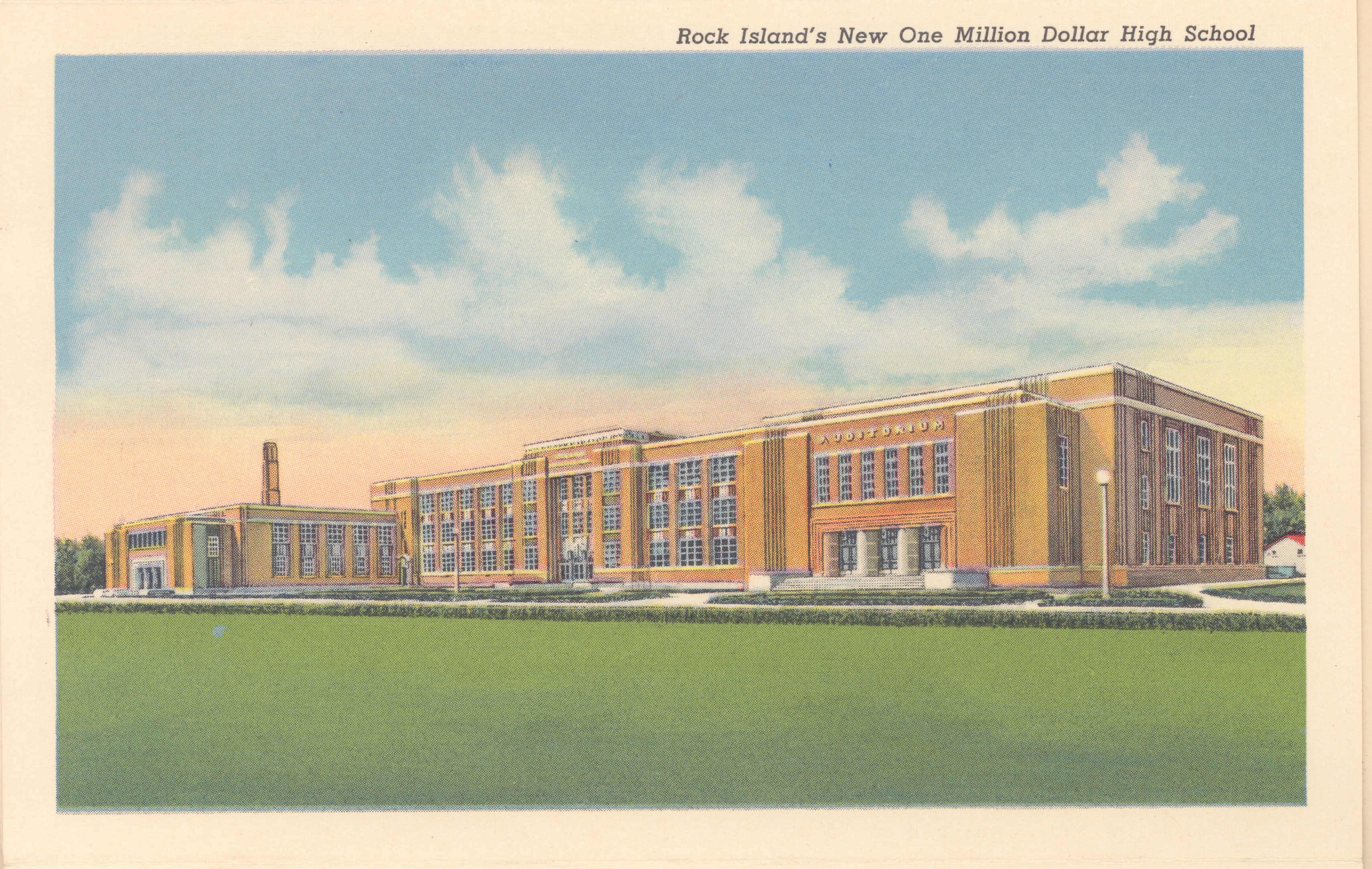 Rock Island High School Website