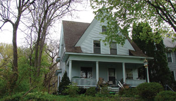 Olsson House (Anna Olsson), 3912 8 Avenue, Rock Island, IL