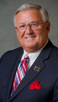 Mayor Dennis Pauley